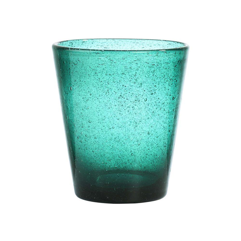 WATER COLOUR Pohár 290 ml - tyrkysová