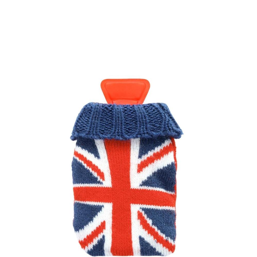 HOT HANDS Ohrievač rúk Union Jack - modrá