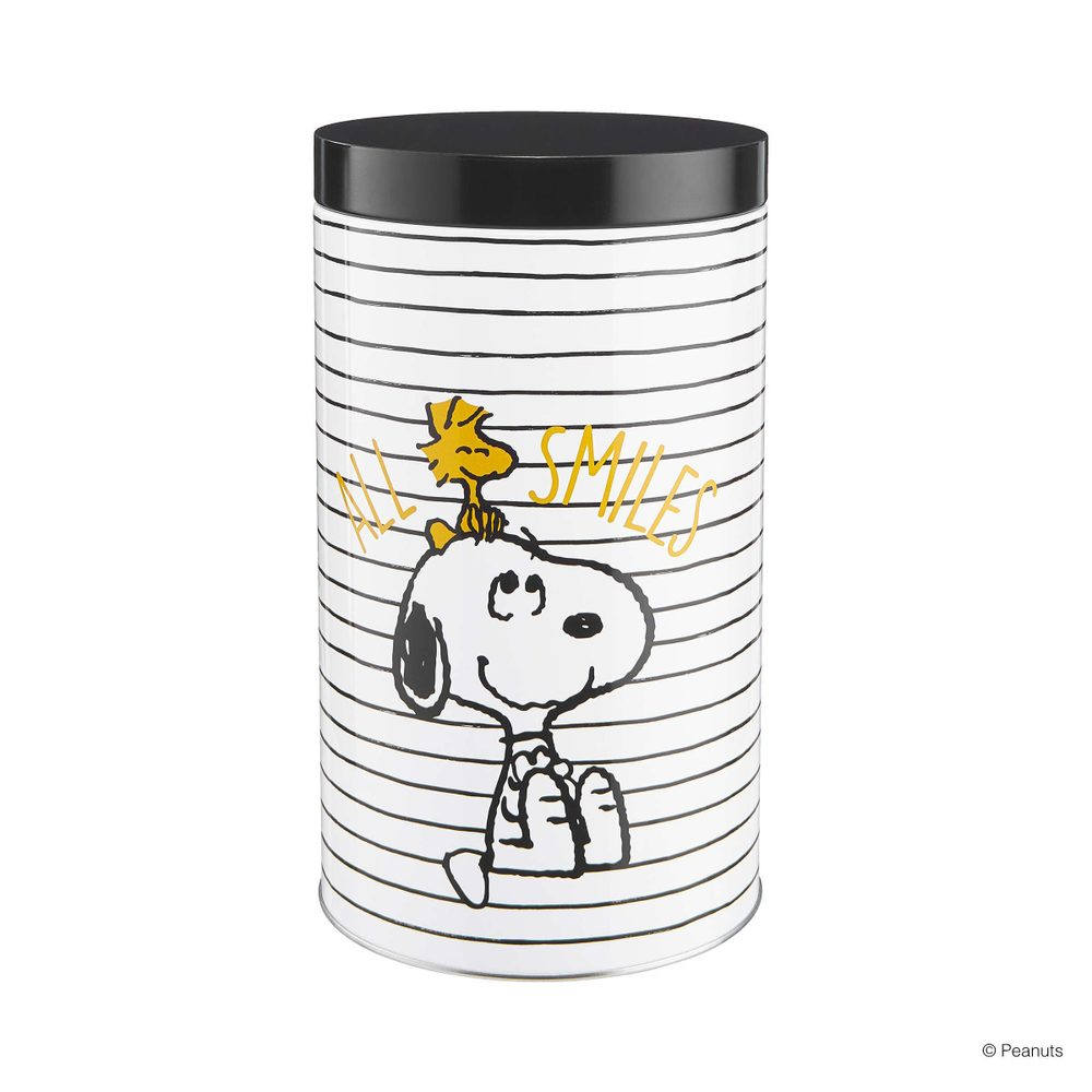 PEANUTS Dóza na kávu 19 cm