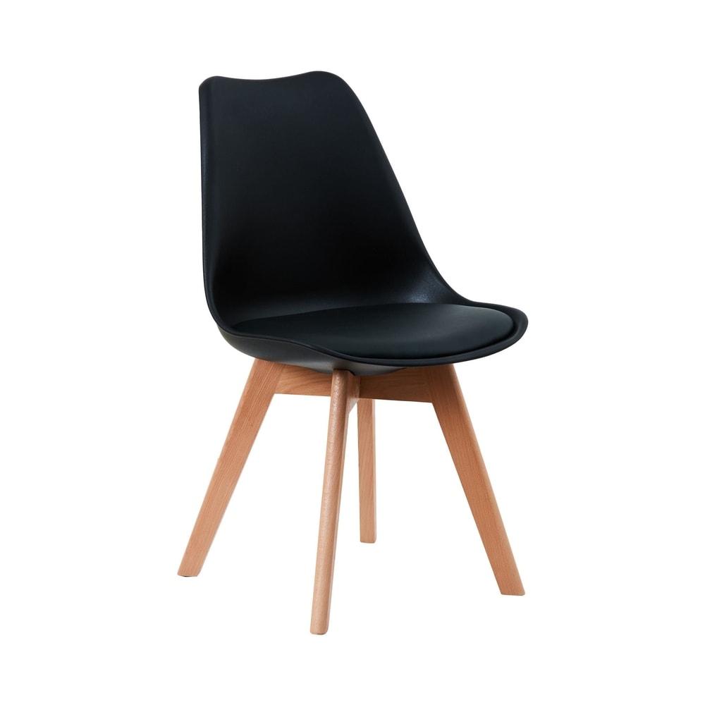 SEAT-OF-THE-ART Stolička - čierna