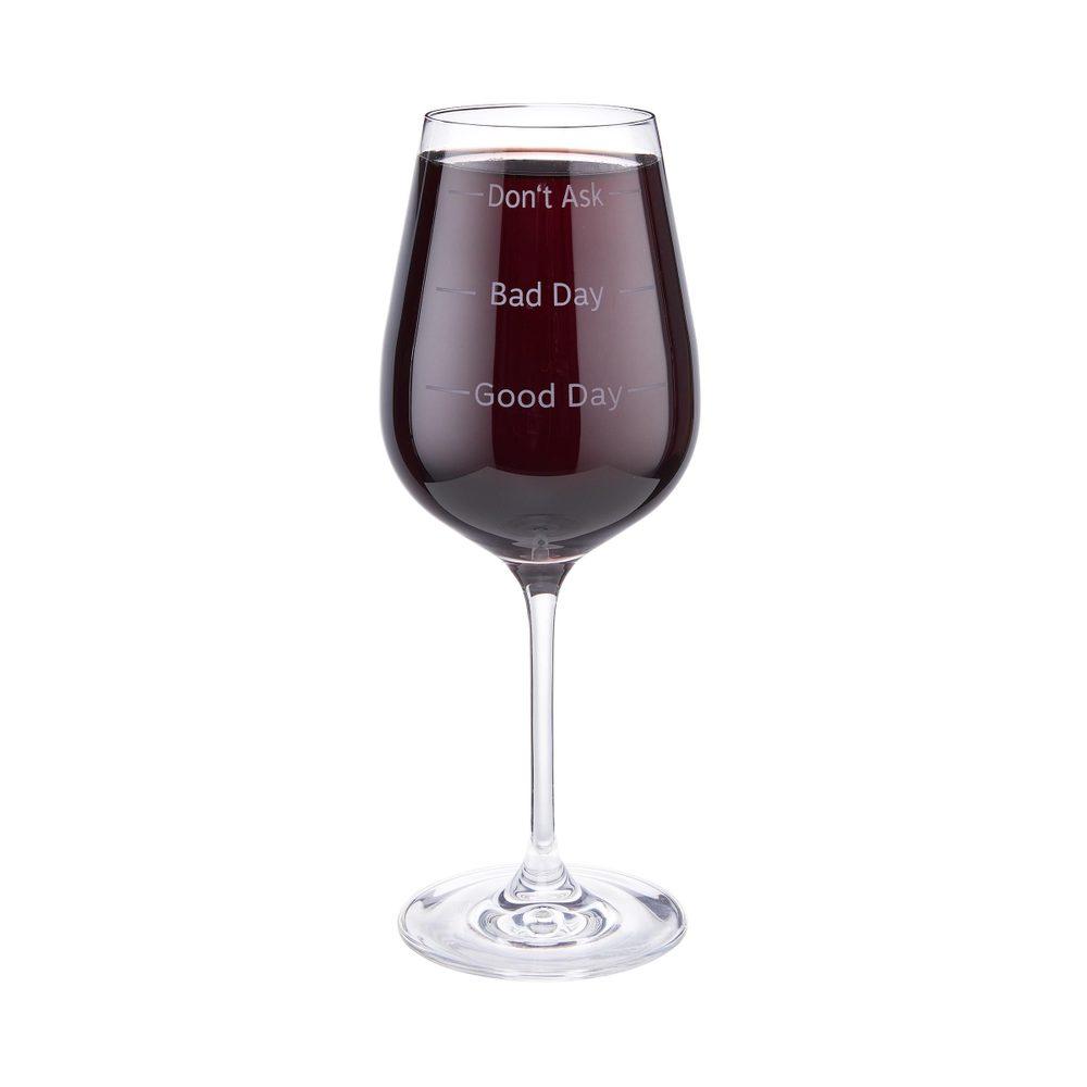 DON`T ASK Pohár na víno 480 ml