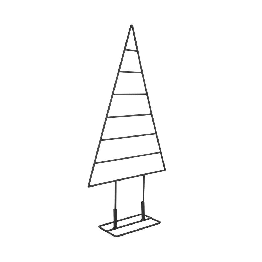 X-MAS Stromeček kovový 60 cm