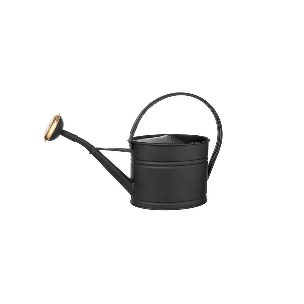 ZINC Kanvica na zalievanie 1,5 l - čierna