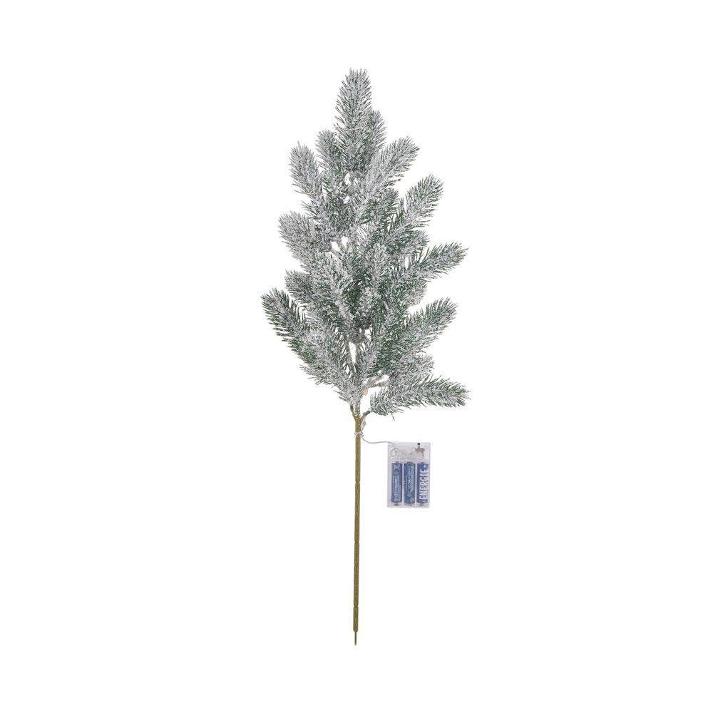 WINTERGREEN Jedľová vetvička s osvetlením 68 cm