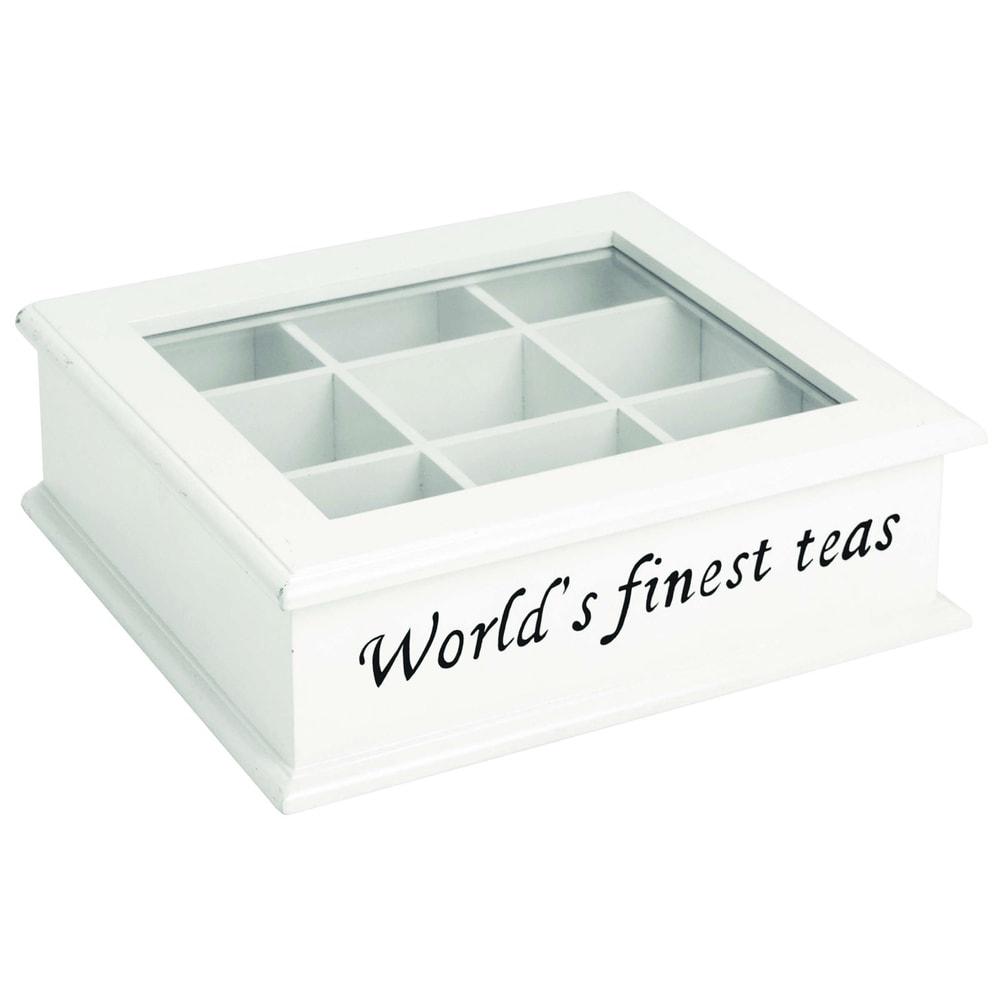CAMPAGNE Odkladací box na čaj