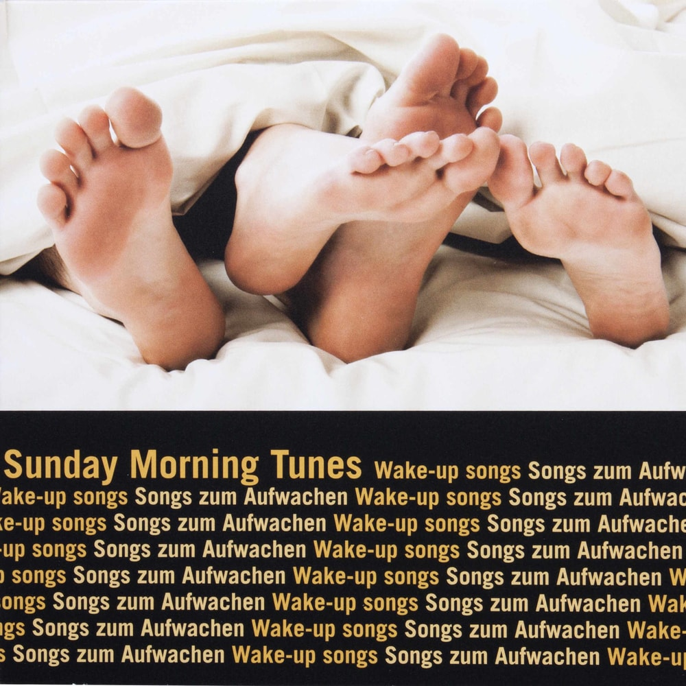 SUNDAY MORNING TUNES CD na dobré ráno