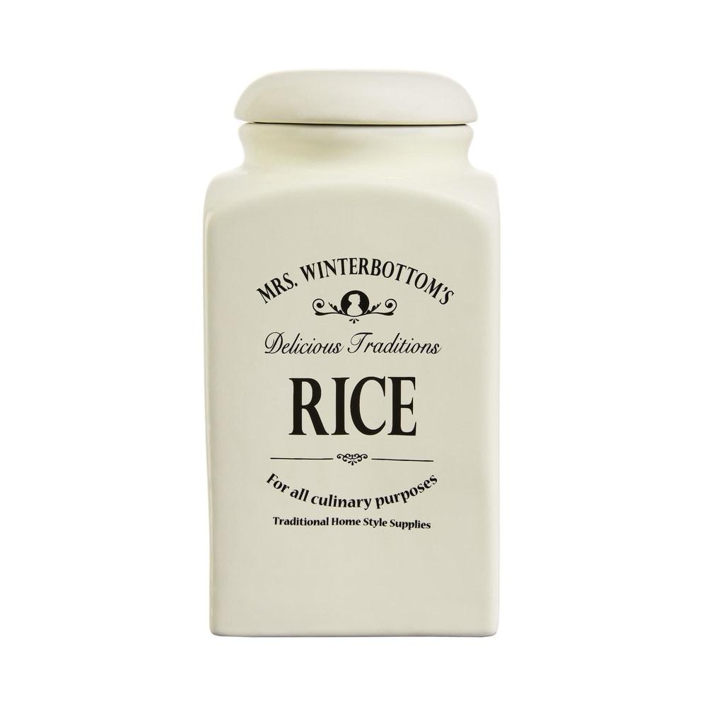 MRS. WINTERBOTTOM'S MRS WINTERBOTTOMS Dóza na ryžu