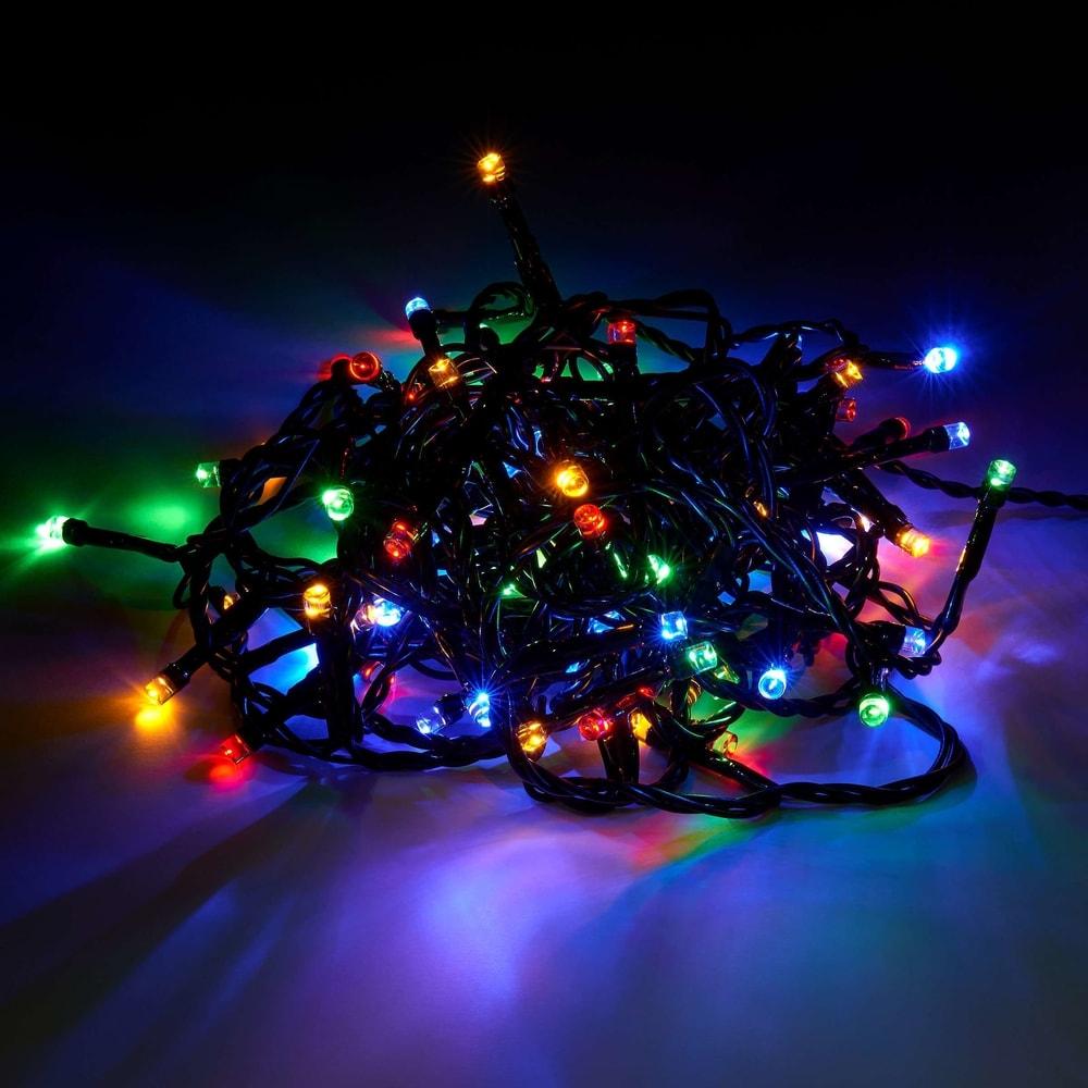 80 LIGHTS BRIGHT NIGHT LED Svetelná reťaz 80 svetiel