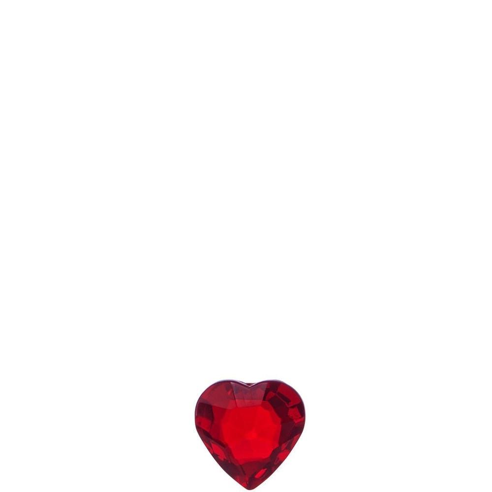 MONBIJOU Kryštál v tvare srdca 35 mm
