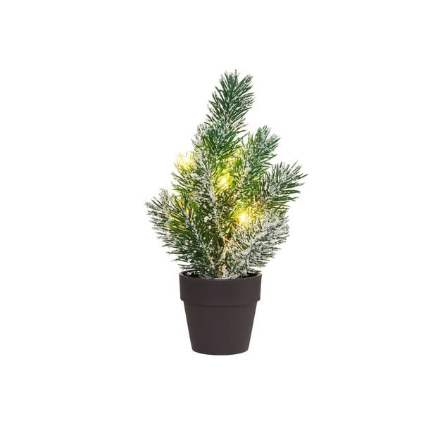 TREE OF THE MONTH LED STROMČEK MINI 22 CM - ZELENÁ