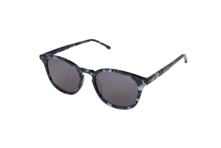 1fb1fc84f7b76a Gentleman Store - Komono Crafted Beaumont Indigo Demi Sunglasses - Komono -  Sunglasses - Men s Accessories