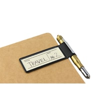 Traveler's Company Seal Pen Holder - Black
