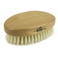 Kent Cherrywood Natural Bristle Hair Brush (MC4)