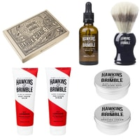 Hawkins & Brimble Shave & Groom Gift Set (6 pcs)