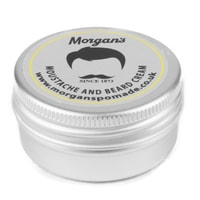 Morgan's Travel Sized Beard & Moustache Cream (15 g)