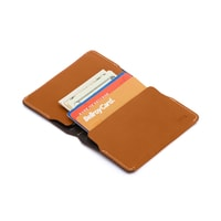 Bellroy Card Holder - Caramel