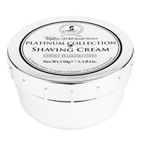 Taylor of Old Bond Street Platinum Collection Shaving Cream (150 g)