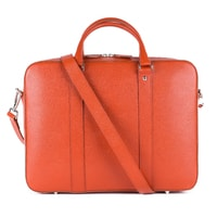 John & Paul Brick Leather Briefcase Shoulder Strap