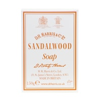 D.R. Harris Sandalwood Bath Soap (150 g)