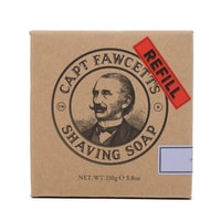Captain Fawcett Shaving Soap - Refill (100 g)