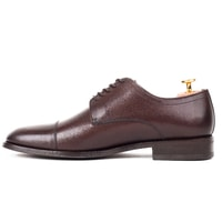 Elegant Derby John & Paul - Dark Brown