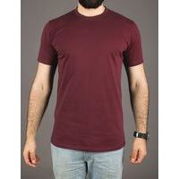 John & Paul Proper T-shirt - Burgundy