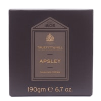 Truefitt & Hill Shaving Cream - Apsley (190 g)