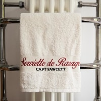Captain Fawcett Luxurious Shaving Towel