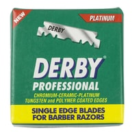 Derby Professional Single Edge Razor Blades (100 pcs)