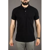 John & Paul Mother-of-pearl Polo - Black