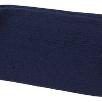 Di Carlo Egyptian Cotton Winter Socks - Navy Blue & Red