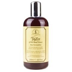 Taylor of Old Bond Street Sandalwood Hair & Body Shampoo (200 ml)
