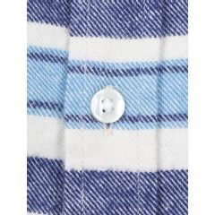 Portuguese Flannel Montauk Shirt - Colourful Stripes