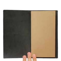 Traveler's Notebook - Black