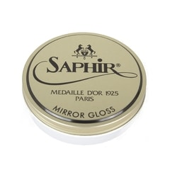 Saphir Mirror Gloss Shoe Wax Polish (75 ml) - Neutral