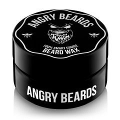 Angry Beards Moustache and Beard Wax (30 ml)