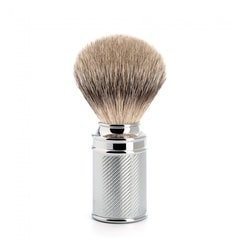 Mühle Silvertip Badger Chrome Plated Shaving Brush