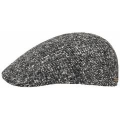 Stetson Donegal Ivy Flat Cap - Grey