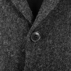 Walker Slater Edward Tweed Jacket - Charcoal