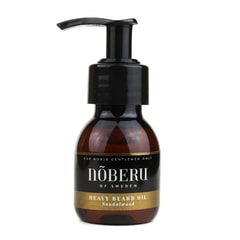 Noberu Sandalwood Heavy Beard Oil (60 ml)