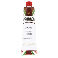 Proraso Red Nourishing Shaving Cream with Sandalwood (150 ml)
