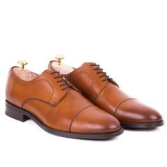 Sale: Elegant Derby John & Paul - Brown (41,5)