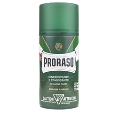 Proraso Green Refreshing Shaving Foam with Eucalyptus (300 ml)
