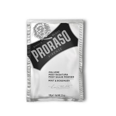 Proraso Post-Shave Powder with Mint & Rosemary (100 g)