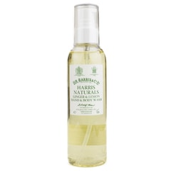 D.R. Harris Natural Ginger & Lemon Hand & Body Wash (200 ml)