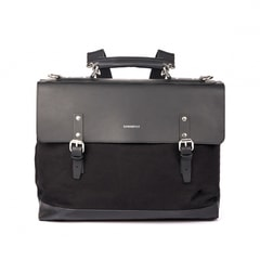 Sandqvist Jones Black Backpack