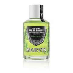 Marvis Spearmint Concentrated Mouthwash (120 ml)