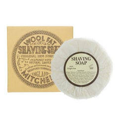 Mitchell's Original Wool Fat Shaving Soap - Refill (125 g)