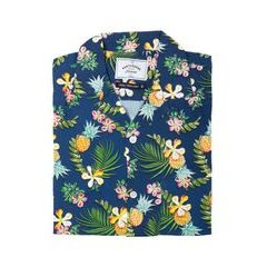 Portuguese Flannel Tropical Fruit Shirt