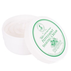 Taylor of Old Bond Street Shaving Cream - Peppermint (150 g)